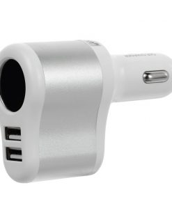 On sale Smart Dual USB Port Car Cigarette Lighter Charger