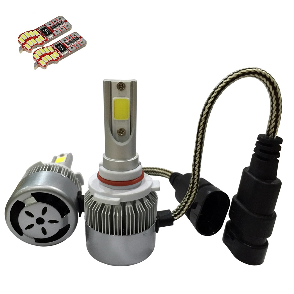 Hb3 9005 50w Led Gex Headlights Conversion Kit 6000k