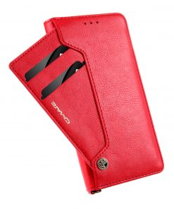 Quality Leather Flip Case Wallet Cover Stand
