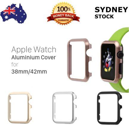 Glass Watch Case
