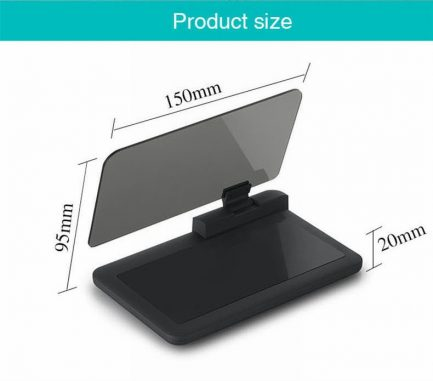 Best price Navigation Display Phone Holder Projector