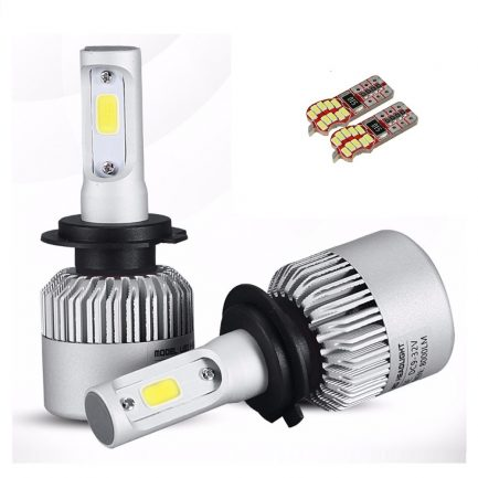 On sale H7 50W LED Gex Headlights Upgrade Conversion Kit 6000K 7600LM White