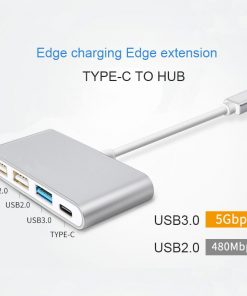 On sale USB C Hub For Chromebook Pixel And Macbook