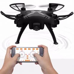 Online sale Gex RC Quadcopter Drone RTF WiFi FPV Camera G-sensor