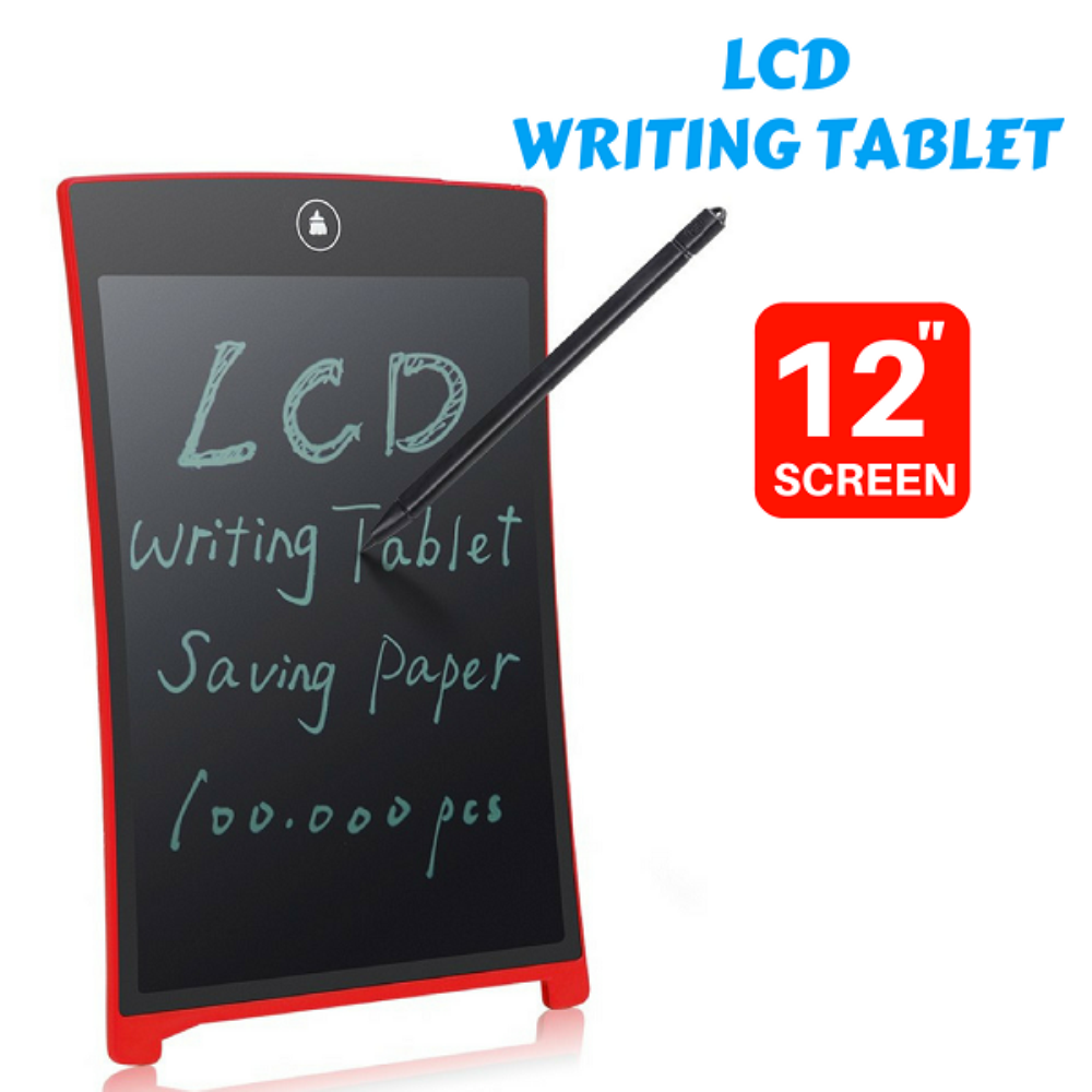 Gex 12 Inch E Writer Lcd Writing Drawing Tablet Pad Memo