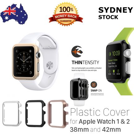 best price Fits New Apple Watch 1 2 Rugged Tough Armour Cover Case 38mm