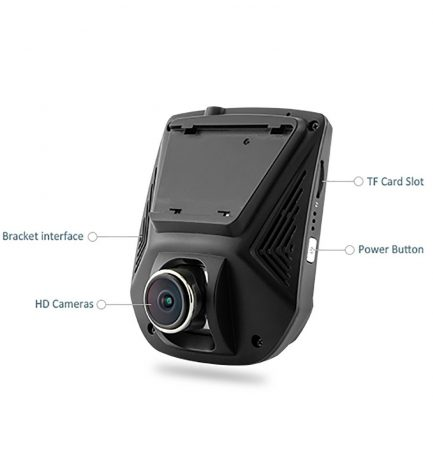 best price car dash cam wide angle