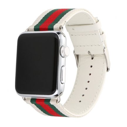 best price Nylon & Leather Band For Apple Watch 1 2 3 42mm 38mm