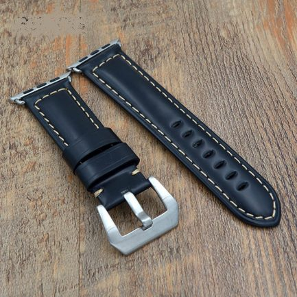best price leather apple watch band