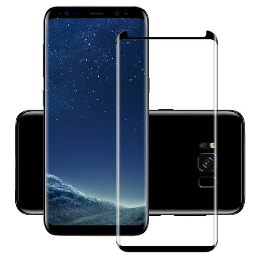 best buy 3D curved edge tempered glass screen protector Samsung