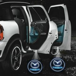 best price New LED Door Courtesy Light Projector Mazda