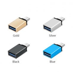 best price USB 3.1 Type-C USB-C OTG Cable USB 3.1 Male USB 2.0 Adapter