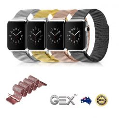 milanese apple band