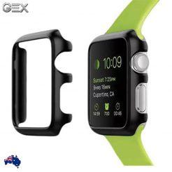 best price New Black Premium Aluminium Case Cover Apple Watch 1 2 3 38mm 42mm