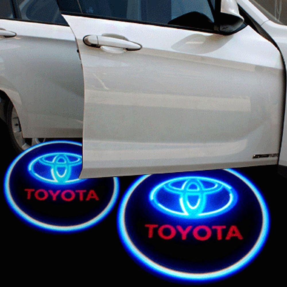 Toyota Door Lights Gex Genuine Led Courtesy Door