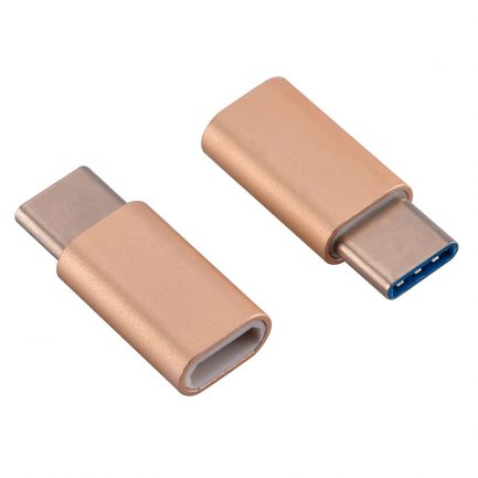 free delivery micro usb to usb type c adapter converter data tablet phone