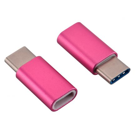 best price micro usb to usb type c adapter converter data tablet phone