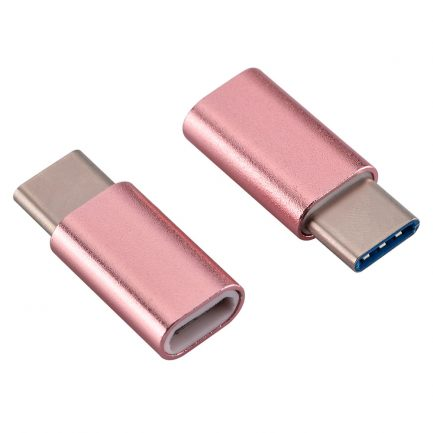 online store micro usb to usb type c adapter converter data tablet phone