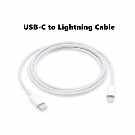 best deals usb type c to lightning cable iphone