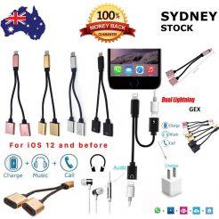 lightning headphone splitter best buy