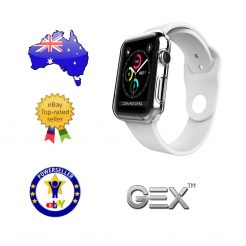 best price 38mm 42mm Clear Case Cover Screen Protector Apple Watch Series