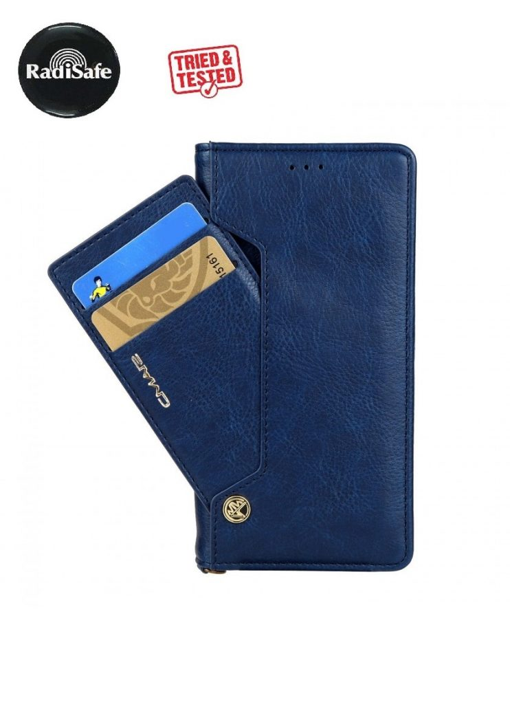 Onsale Iphone 8 Leather Anti Radiation Rugged Case Emr