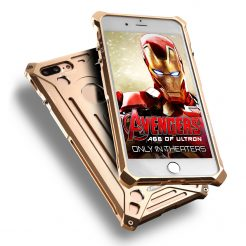 on sale kaneng Hybrid heavy duty shockproof metal case iphone