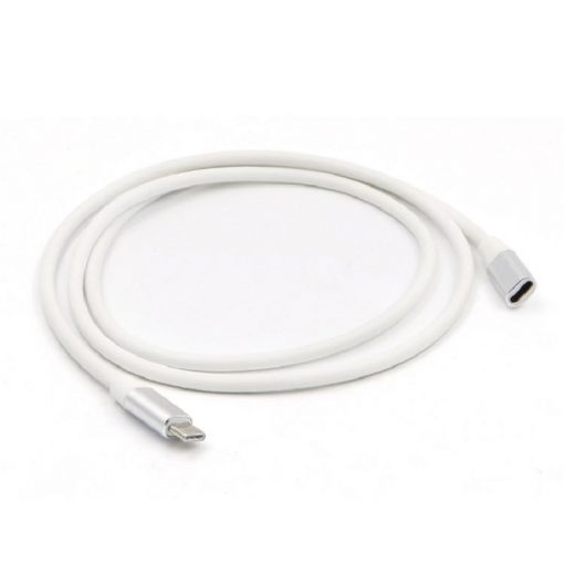 1m usb type c extension charging cable USB c male female cord lead