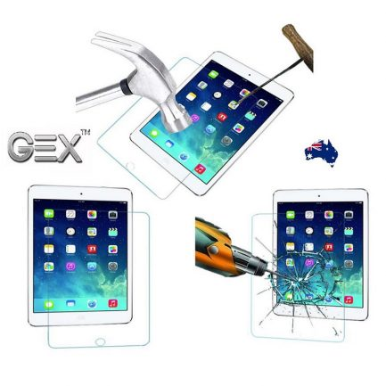 best price New Gex Tempered Glass Screen Protector Apple iPad 6th Pro Air Mini
