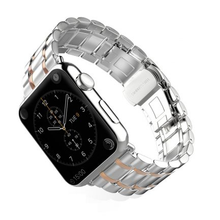 free delivery gex stainless watch band apple watch series 123 38mm 42mm