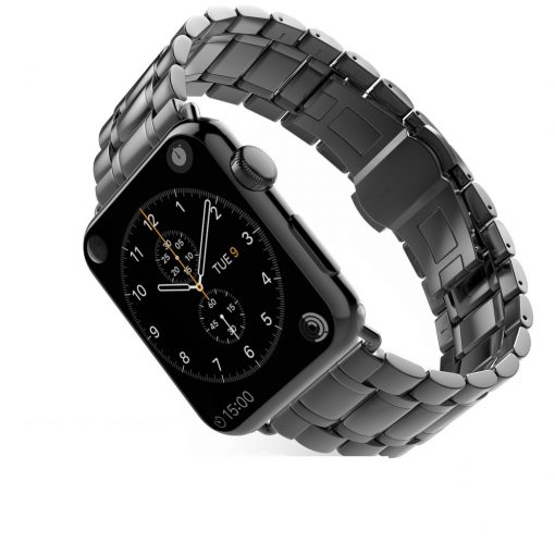 Onsale gex stainless watch band apple watch series 123 38mm 42mm