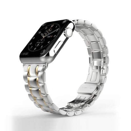 best buy gex stainless watch band apple watch series 123 38mm 42mm