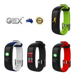 best price Gex Smart Watch Bluetooth Heart Monitor Blood Pressure