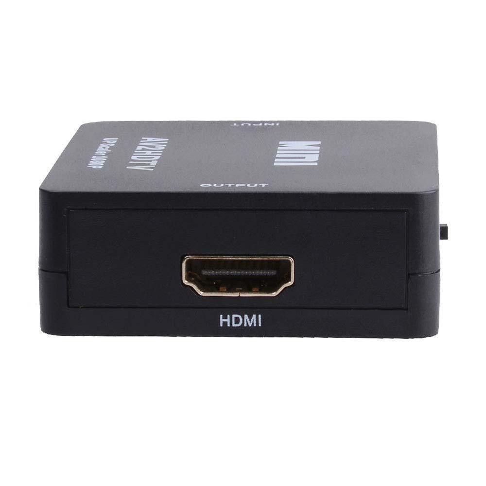 Rca Composite Av Cvbs 3rca Hdmi Video Cable Converter