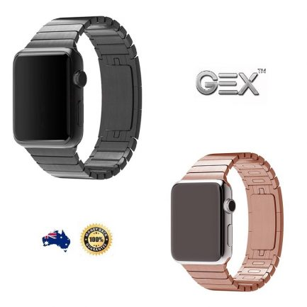 best price new Apple Watch 3 2 1 Butterfly Metal Wrist Stainless Steel Band