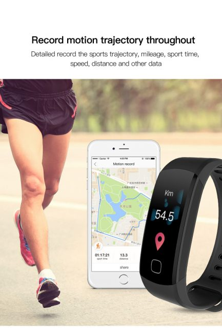 best buy Gex SMART WATCH BAND BRACELET PEDOMETER BPM Sports Watch Android iPhone