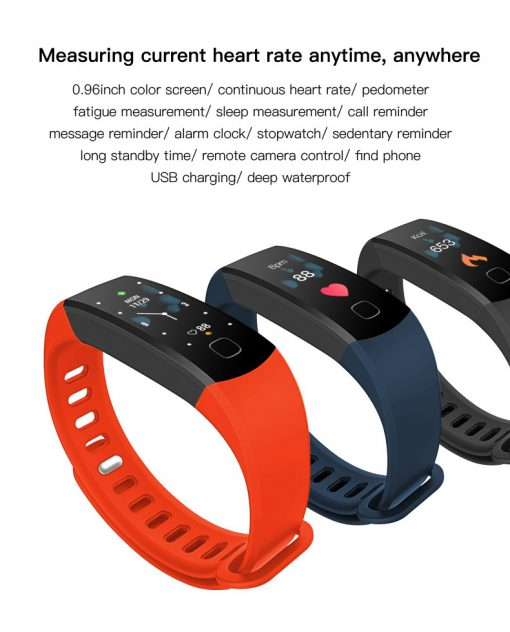 best price Gex SMART WATCH BAND BRACELET PEDOMETER BPM Sports Watch Android iPhone