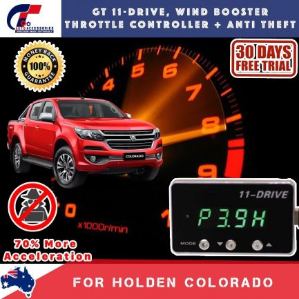 best price Gex Wind Booster Throttle Controller Anti Theft Holden Colorado