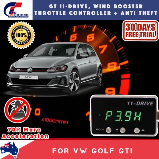 best price Volkswagen Golf 12-18 Gex Wind Booster Throttle Controller Theft