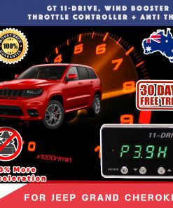 best price Jeep Grand Cherokee 07-17 Wind Booster Throttle Theft Controller