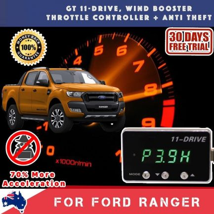 best price FORD RANGER 12-2018 Gex Wind Booster Throttle Controller