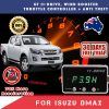 best price New ISUZU DMAX 11-18 Wind Booster Throttle Controller Anti Theft
