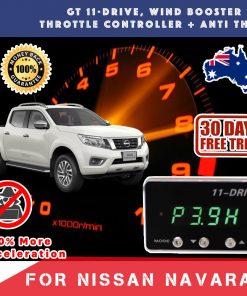 best price New Nissan Navara NP300 Gex Wind Booster Throttle Controller