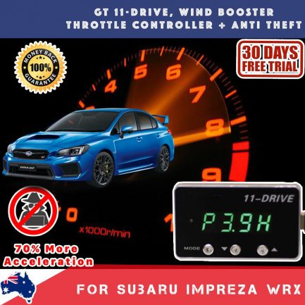 best price New Subaru Impreza Gex Wind Booster Throttle Theft Controller