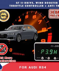 best price New Audi RS4 08 Gex Wind Booster Throttle Controller Anti Theft