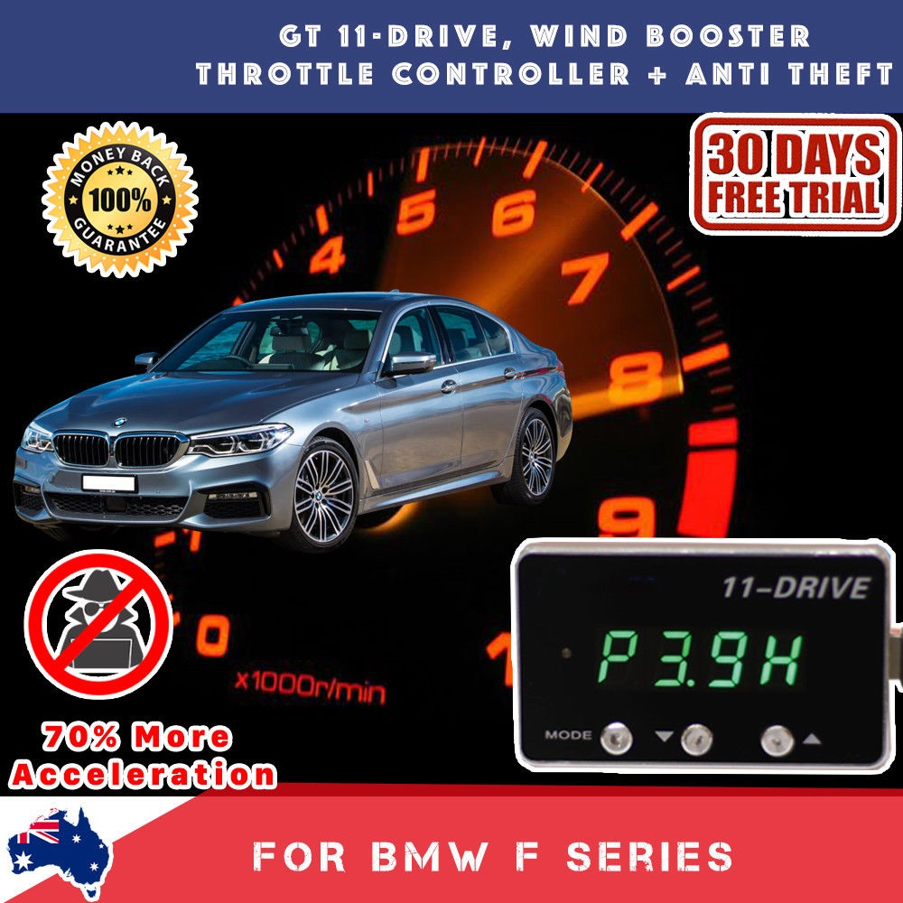 Onsale New Bmw F30 M5 Gex Wind Booster Throttle Controller Anti Theft