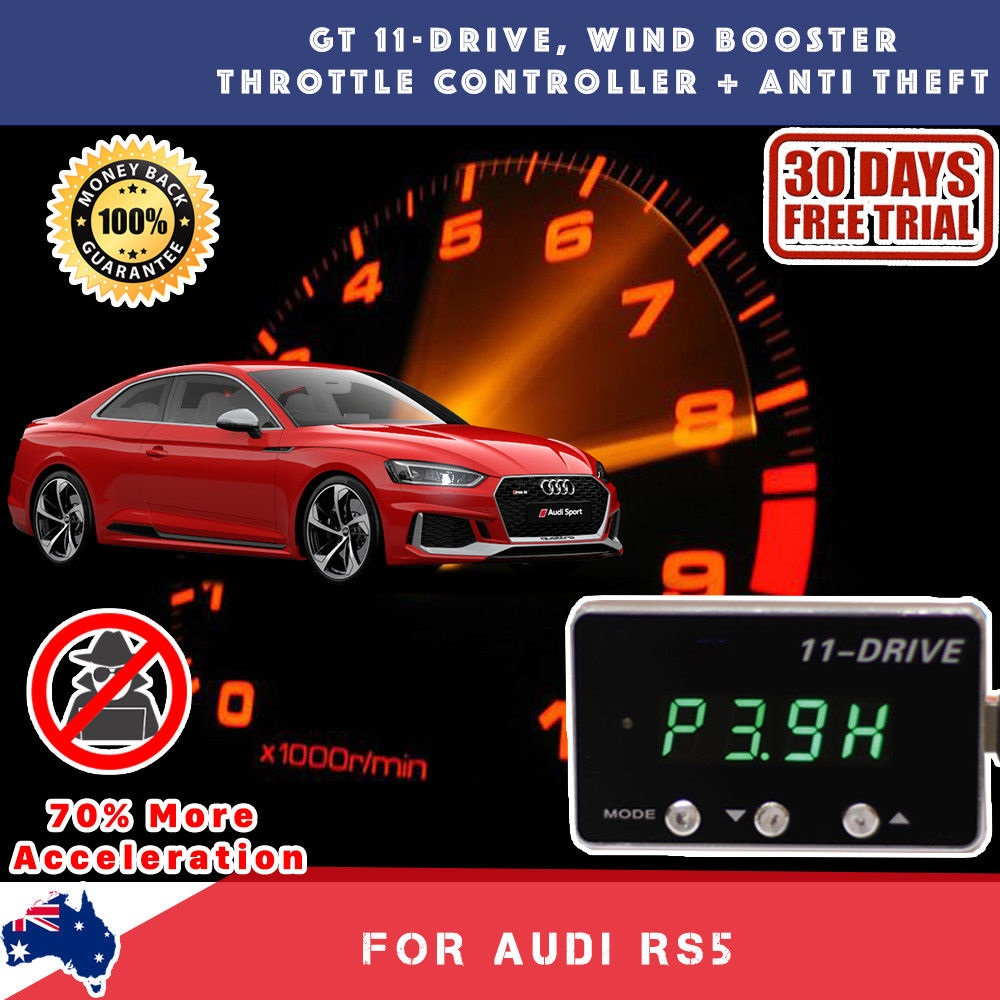 Audi RS5 2013-On RS6 2008-On Throttle Controller