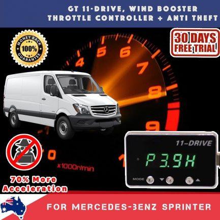 best price New Mercedes Sprinter Gex Wind Booster Throttle Controller Anti