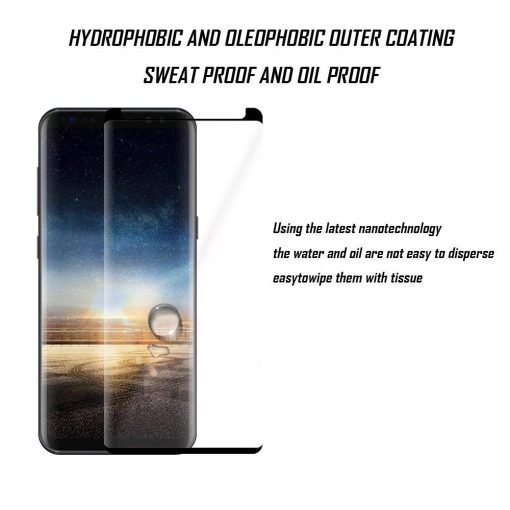 quality Samsung Galaxy Note 9 tempered glass screen