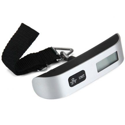 digital luggage scale travel